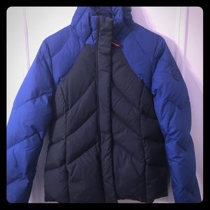 Women's Tommy Hilfiger Down Color-Block Puffer
